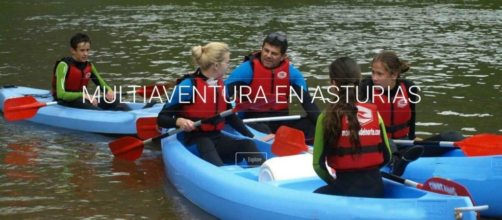 aventura en asturias