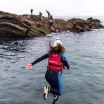 viajes de estudios coasteering
