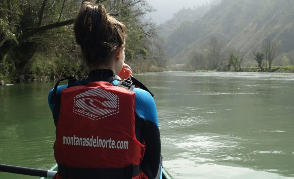 Canoe the River Sella