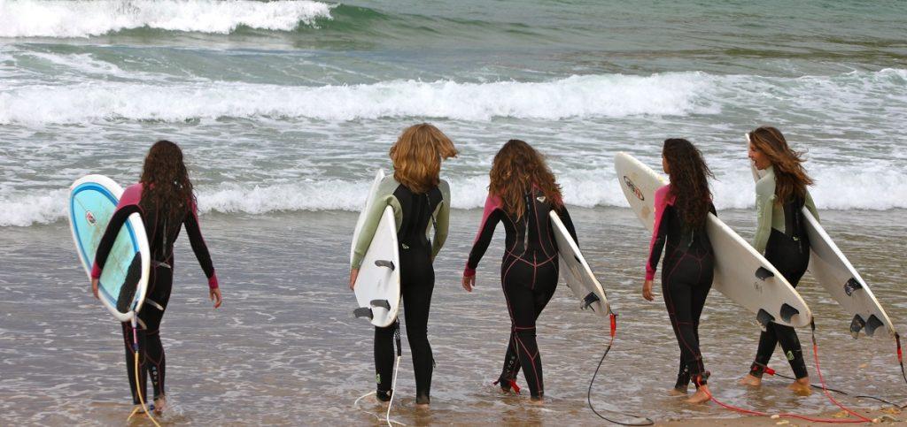 cursos de surf en ribadesella